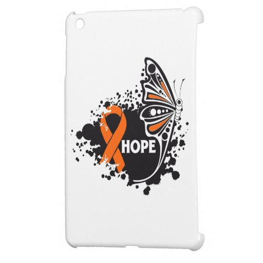Hope COPD Butterfly iPad Mini Cases