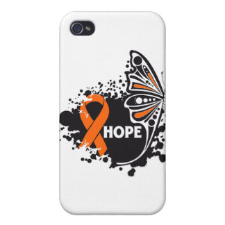 Hope COPD Butterfly Cover For iPhone 4