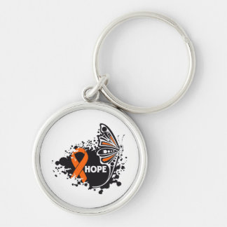 Hope COPD Butterfly Key Chain