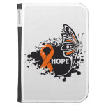 Hope COPD Butterfly Kindle Folio Cases