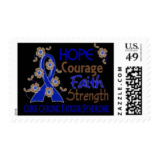 Hope Courage Faith Strength 3 CFS Postage