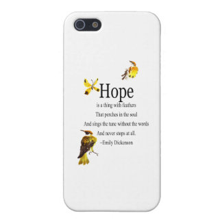 Hope Cover For iPhone 5