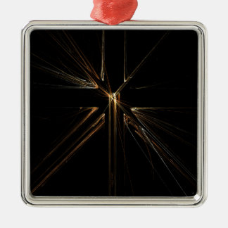 Hope cross Christ Jesus Christian Spirituality Metal Ornament