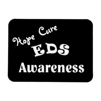 Hope Cure EDS Awareness Flexible Magnet