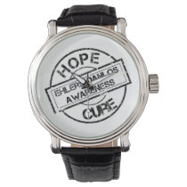 Hope Cure EDS Awareness Wrist Watch