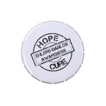 Hope Cure Ehlers-Danlos Awareness Candy Tin