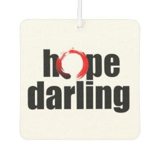 Hope Darling Air Freshener