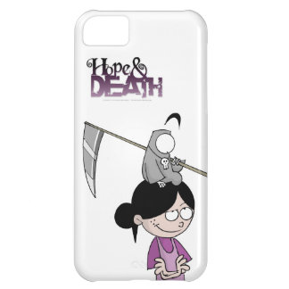 """Hope & Death"" Iphone 5 cover! Cover For iPhone 5C"