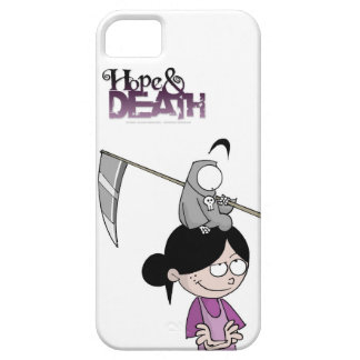 """Hope & Death"" Iphone 5 cover! iPhone SE/5/5s Case"