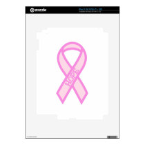 Hope Decal For iPad 2