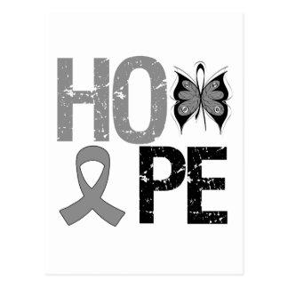 Hope Diabetes Awareness Postcard