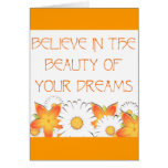 Hope, Dreams and Beauty Cards