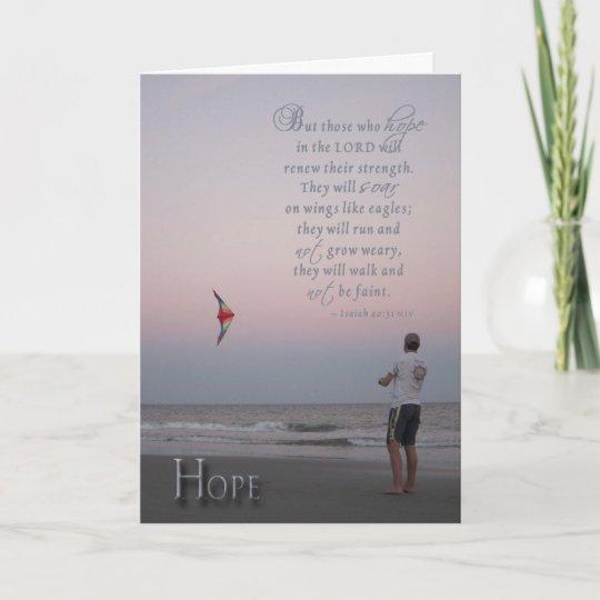 hope encouragement for cancer patient card zazzle com