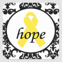 HOPE-ENDOMETRIOSIS Sticker