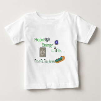 hope energy life mito baby T-Shirt