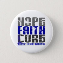 Hope Faith Cure CFS Chronic Fatigue Syndrome Button
