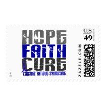 Hope Faith Cure CFS Chronic Fatigue Syndrome Postage