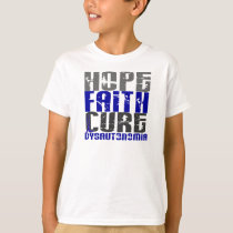 Hope Faith Cure Dysautonomia T-Shirt
