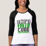 Hope Faith Cure Gastroparesis Shirt