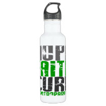 Hope Faith Cure Gastroparesis Stainless Steel Water Bottle