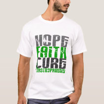 Hope Faith Cure Gastroparesis T-Shirt