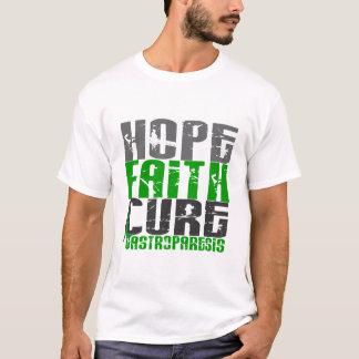 Hope Faith Cure Gastroparesis T-Shirt