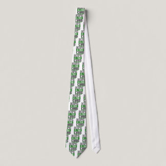 HOPE FAITH CURE LIVER CANCER Emerald Green Ribbon Neck Tie