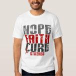 Hope Faith Cure Stroke 1 Tees