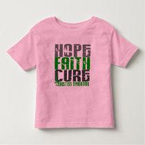 Hope Faith Cure Tourette's Syndrome Toddler T-shirt