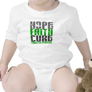 Hope Faith Cure Tourette's Syndrome Shirts