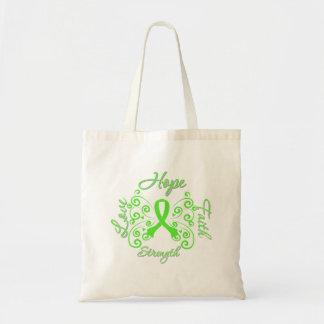 Hope Faith Love Strength Lymphoma Bags