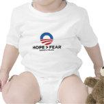 hope > fear hope won baby bodysuits