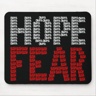 Hope - Fear Mouse Pad