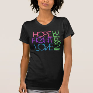 Hope, Fight, Love, Inspire Shirts