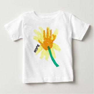 Hope Flower Baby T-Shirt