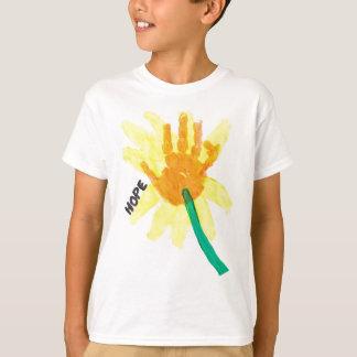 Hope Flower T-Shirt