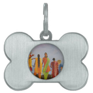 Hope for a Better Future Pet ID Tag