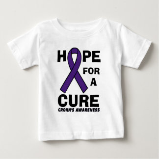 Hope For A Cure...Crohn's Baby T-Shirt
