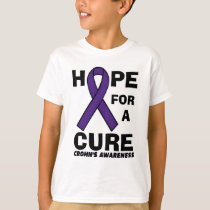 Hope For A Cure...Crohn's T-Shirt