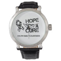Hope For A Cure EDS Awareness Wrist Watch