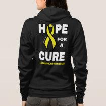 Hope For A Cure...Endometriosis Hoodie