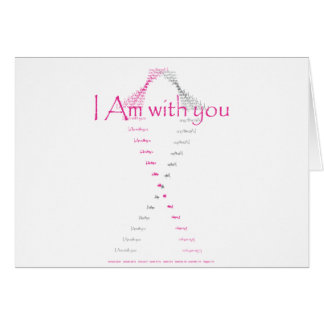 Hope for a cure for Breast Cancer Card