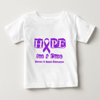 Hope for a Cure for Crohn's & Colitis Baby T-Shirt