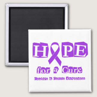 Hope for a Cure for Crohn's & Colitis Magnet
