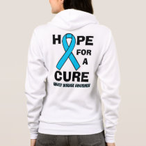 Hope For A Cure...Graves' Hoodie