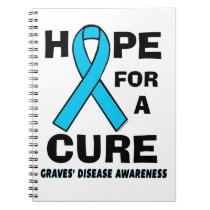 Hope For A Cure...Graves' Notebook