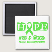Hope for a Cure - Kidney Cancer Magnet