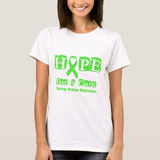 Hope for a Cure - Kidney Cancer T-Shirt