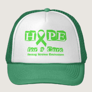 Hope for a Cure - Kidney Cancer Trucker Hat