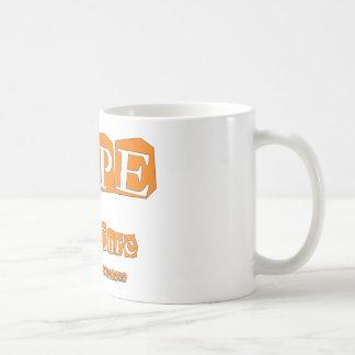 Hope for a Cure - Leukemia Coffee Mug